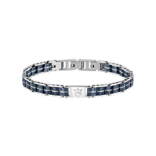 MASERATI Stainless Steel Bracelet JM220ASR03
