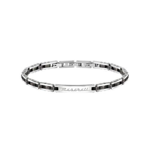 MASERATI Stainless Steel Bracelet JM220ASR06