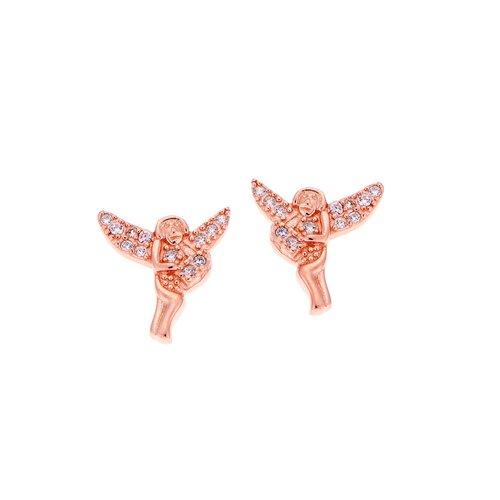 SENZA Silver 925 Earrings SSR1241RG