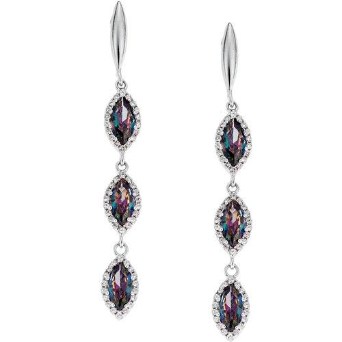 SENZA Silver 925 Earrings SSR1752IR