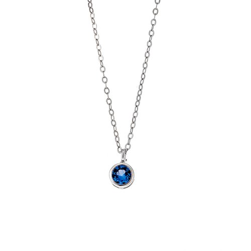SENZA Silver 925 Necklace SSR2241SLB