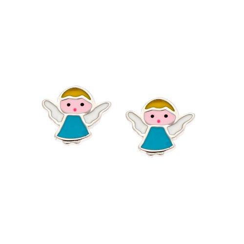 SENZA Silver 925 Earrings SSR2349BL
