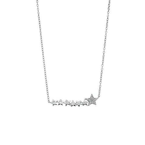 SENZA Silver 925 Necklace SSR2409SR