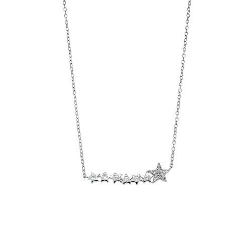 SENZA Silver 925 Necklace SSR2409SR