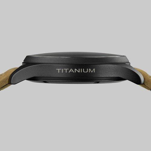 HAMILTON Khaki Field Titanium Automatic H70665533
