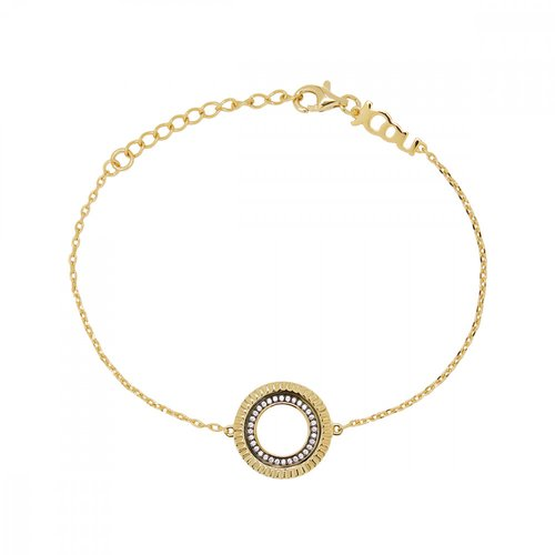 JCOU Queen's Silver 925 Bracelet JW903G2-01