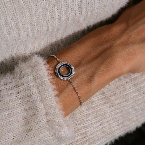 JCOU Queen's Silver 925 Bracelet JW903S2-01