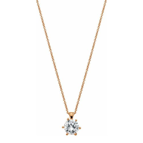 VOGUE Silver 925 Necklace 0254402
