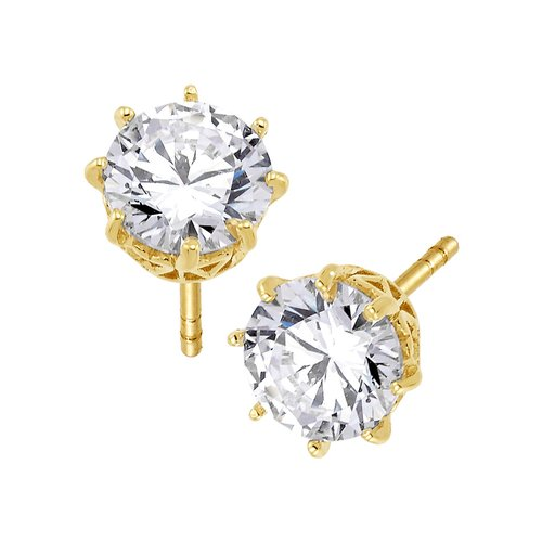 VOGUE Silver 925 Earrings 0754201