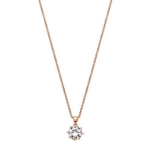 VOGUE Silver 925 Necklace 0754402