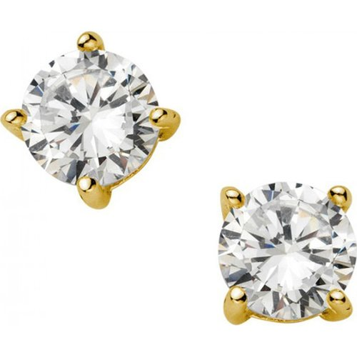 VOGUE Solitaire Silver 925 Earrings 085121.1