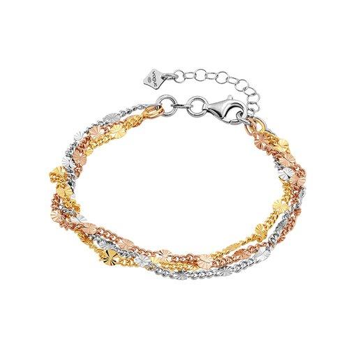 VOGUE Silver 925 Bracelet 1397303