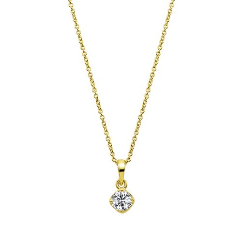 VOGUE Silver 925 Necklace 1554401