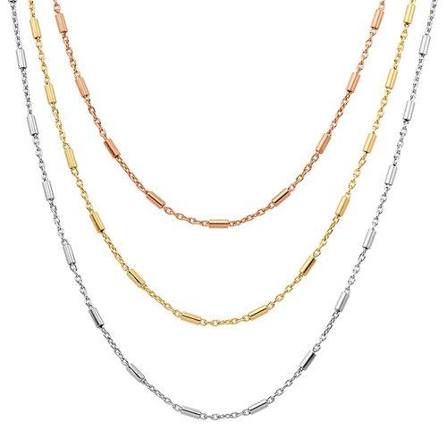VOGUE Silver 925 Necklace 1997403