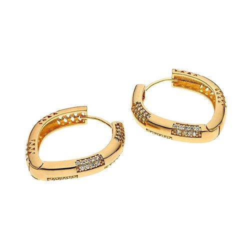 BREEZE Metal Earrings 210008.1