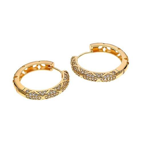 BREEZE Metal Earrings 210009.1