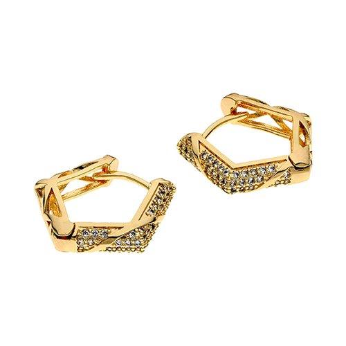 BREEZE Metal Earrings 210010.1