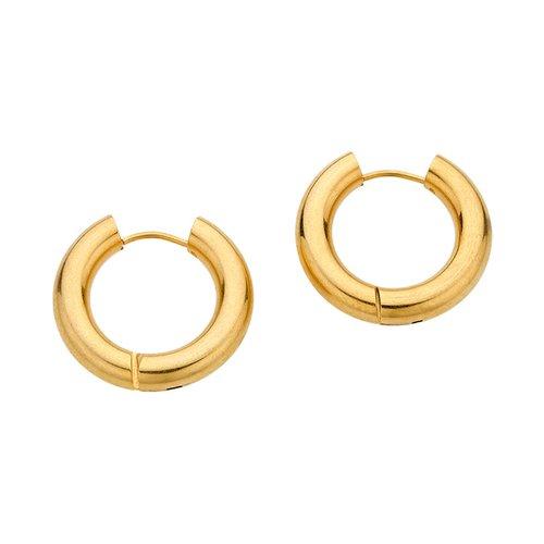 BREEZE Metal Earrings 210013.1