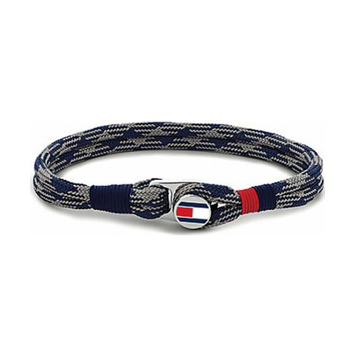 TOMMY HILFIGER Fabric Stainless Steel Bracelet 2790257