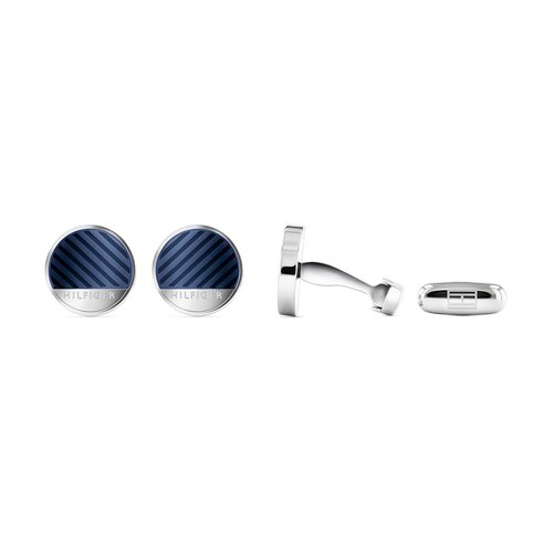 TOMMY HILFIGER Stainless Steel Cufflinks 2790285