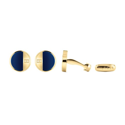 TOMMY HILFIGER Stainless Steel Cufflinks 2790286