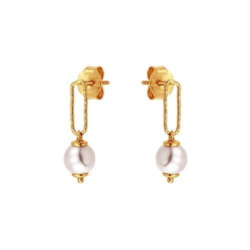 VOGUE Silver 925 Earrings 4430211