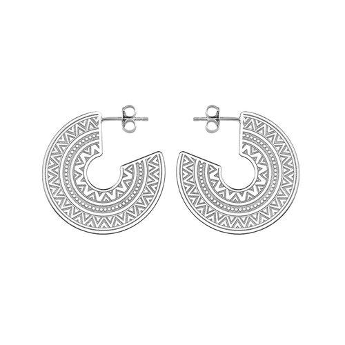 VOGUE Silver 925 Earrings 4501203
