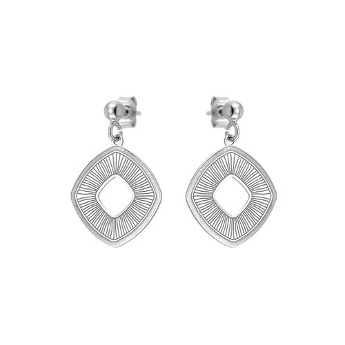 VOGUE Silver 925 Earrings 4601203