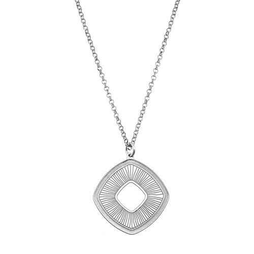 VOGUE Silver 925 Necklace 4601403