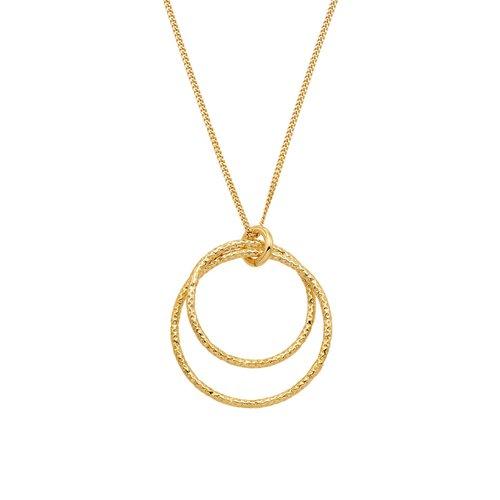 VOGUE Silver 925 Necklace 4630411