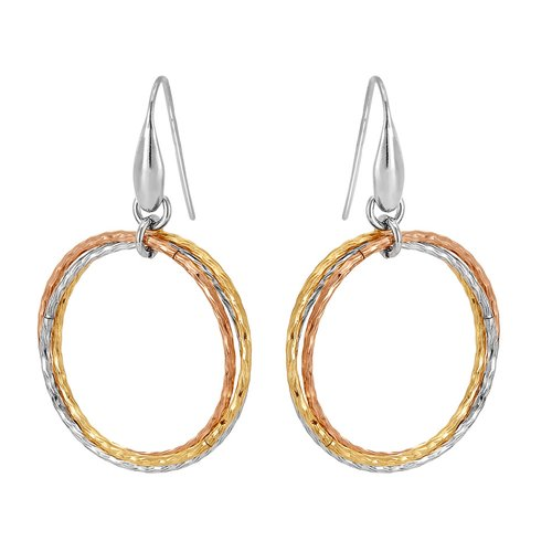 VOGUE Silver 925 Earrings 4770202
