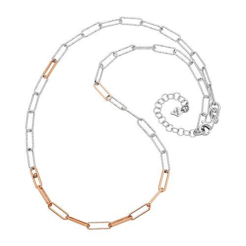 VOGUE Silver 925 Necklace 5530406