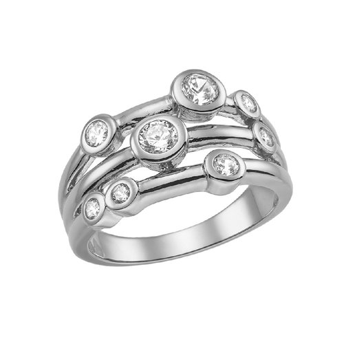 VOGUE Silver 925 Ring 6053103