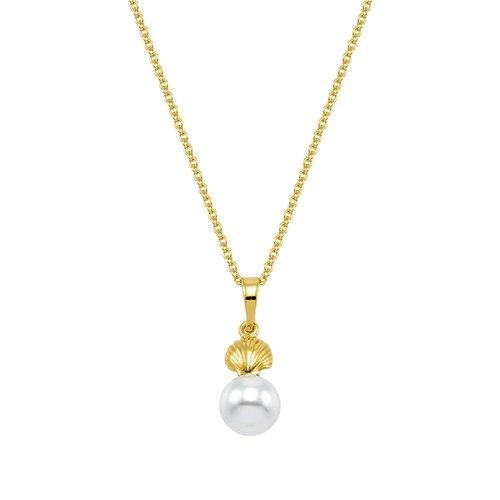 VOGUE Silver 925 Necklace 6953441