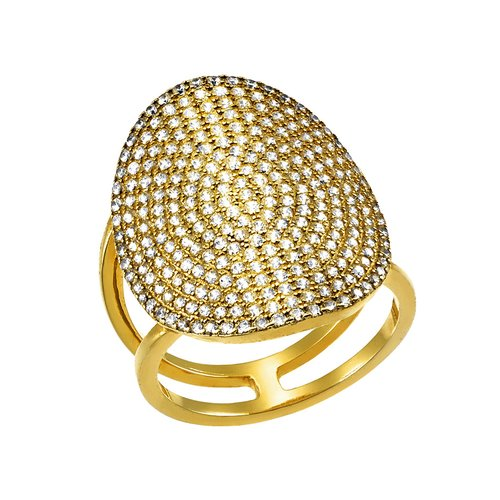 VOGUE Silver 925 Ring 9053101