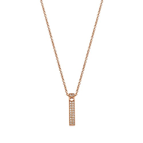 VOGUE Silver 925 Necklace 9753402