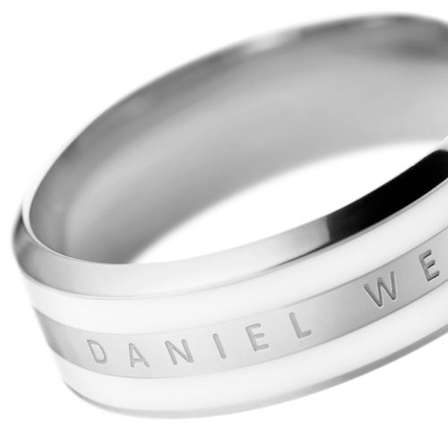 DANIEL WELLINGTON Classic Stainless Steel Ring DW00400050