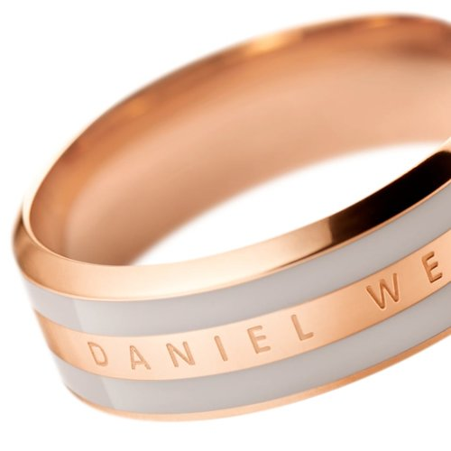DANIEL WELLINGTON Classic Stainless Steel Ring DW00400058