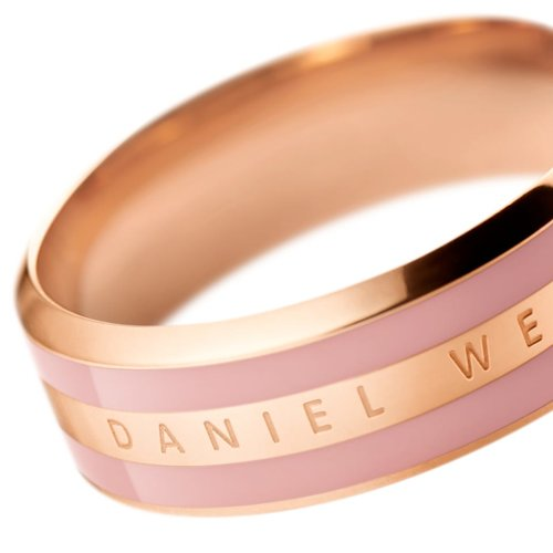 DANIEL WELLINGTON Classic Stainless Steel Ring DW00400063