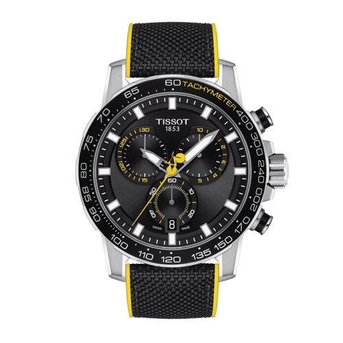 TISSOT Supersport Chrono Tour De France T1256171705100