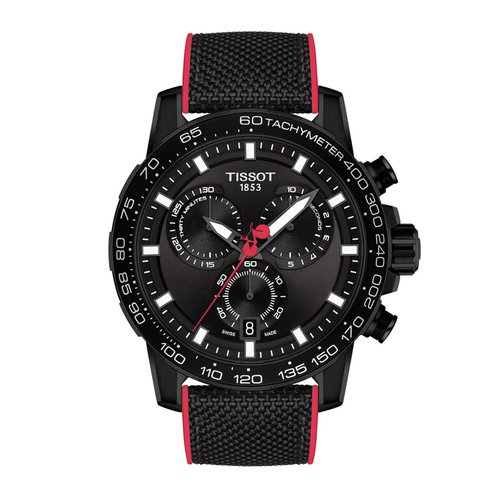 TISSOT Supersport Chrono Giro D'Italia T1256173705100