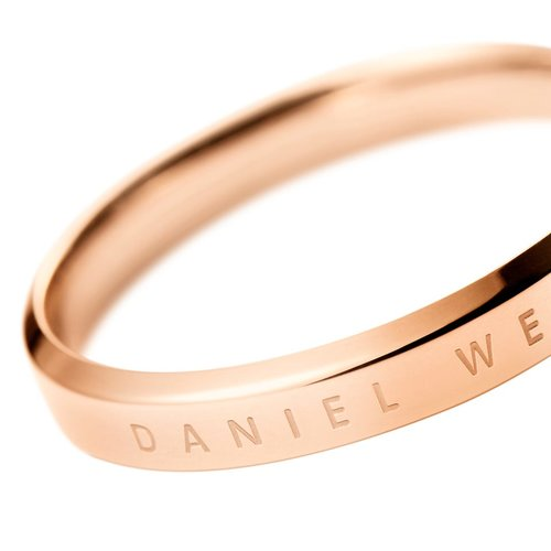 DANIEL WELLINGTON Classic Stainless Steel Ring DW00400019