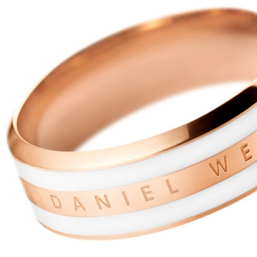 DANIEL WELLINGTON Classic Stainless Steel Ring DW00400043