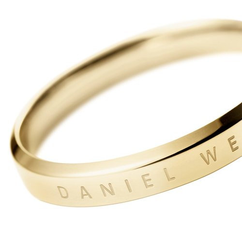 DANIEL WELLINGTON Classic Stainless Steel Ring DW00400080