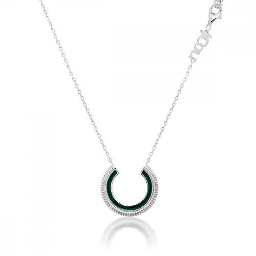JCOU Queen's Silver 925 Necklace JW903S1-02