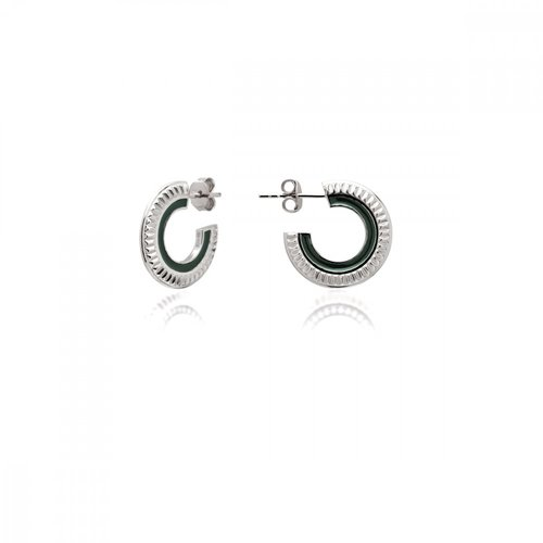 JCOU Queen's Silver 925 Earrings JW903S4-02