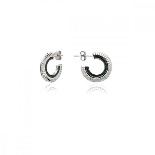 JCOU Queen's Silver 925 Earrings JW903S4-02