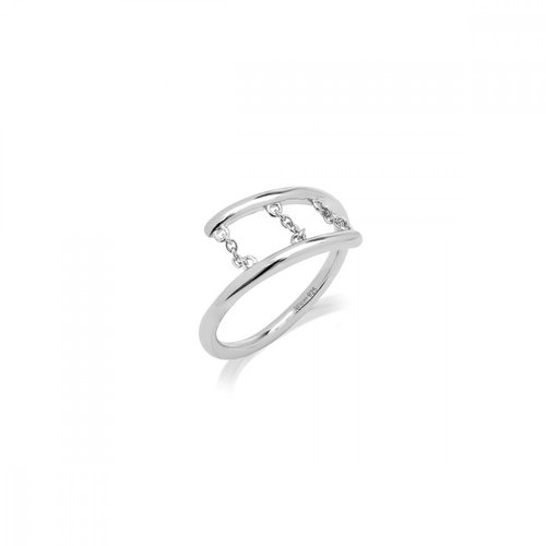 JCOU Chains Silver 925 Ring JW904S0-01