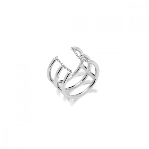 JCOU Chains Silver 925 Ring JW904S0-02