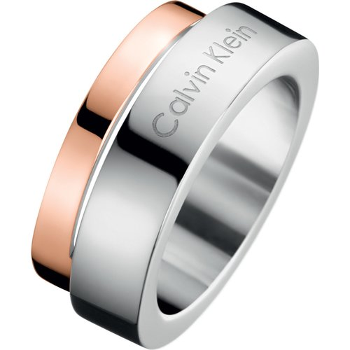 CALVIN KLEIN Unite Stainless Steel Ring KJ6APR2001
